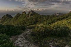 Горы Tatra Польша Стоковые Фотографии RF