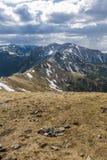 Горы Tatra Стоковая Фотография RF