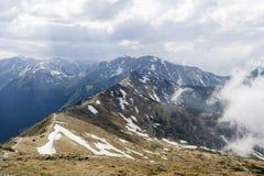 Горы Tatra Стоковые Изображения RF