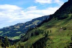 Горы Tirol Стоковая Фотография RF