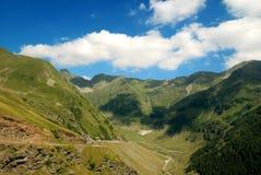 горы transfagarasan Стоковое Изображение RF