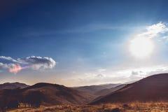 Горы 1 Trascau Стоковое Изображение