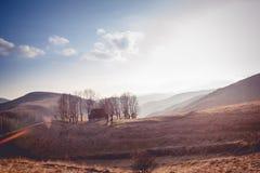 Горы 2 Trascau Стоковые Фотографии RF