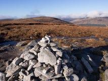Горы Wicklow, Ирландия Стоковые Фотографии RF