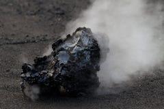 Горячая лава Стоковое Изображение RF