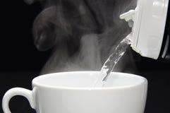 Горячая вода Стоковые Фото