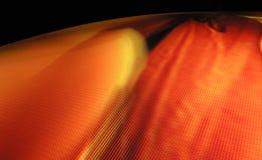 горячая зона планеты пиксела Стоковая Фотография