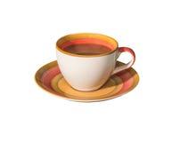 Горячая кофейная чашка Стоковая Фотография RF