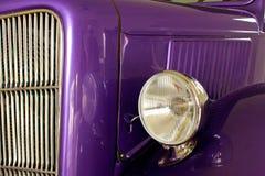 горячая пурпуровая штанга Стоковая Фотография RF
