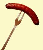 горячая сосиска Стоковые Изображения
