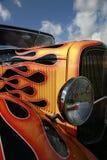 горячая штанга стоковое изображение