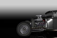 Горячая штанга 3D представляет Стоковое Изображение RF