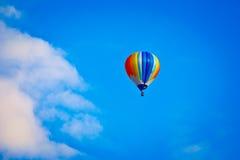Горячевоздушный воздушный шар стоковое изображение