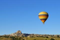 Горячее летание воздушного шара Стоковое Изображение RF