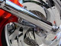 горячее колесо Стоковые Изображения RF