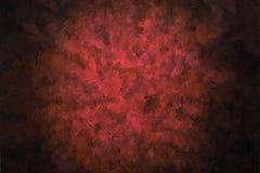 горячее красное пятно традиционное Стоковое Изображение RF