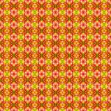 Горячие диаманты 1 - предпосылка краски связи в красном цвете, золоте & зеленом цвете Стоковые Изображения