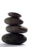 горячие камни Стоковые Изображения RF