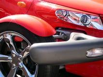 горячие колеса стоковые фото