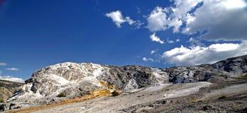 горячие мамонтовые весны зиги Стоковая Фотография RF
