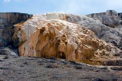 горячие мамонтовые весны Стоковое Изображение