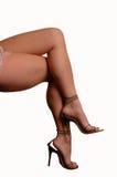 горячие ноги Стоковое Фото