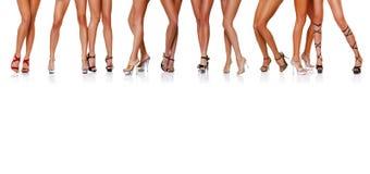 горячие ноги стоковая фотография