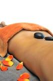 горячие sones массажа Стоковое Изображение RF
