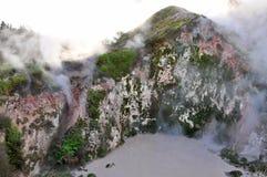 горячий бассеин грязи Стоковая Фотография
