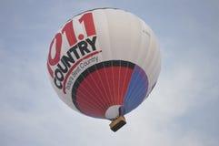 Горячий воздушный шар во время фестиваля воздушного шара Gatineau Стоковое фото RF