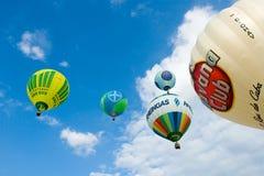 Горячий воздушный шар стоковая фотография
