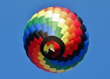 горячий воздушного шара цветастый Стоковые Фотографии RF