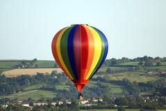 Горячий воздушный шар, Бристоль, Англия Стоковая Фотография