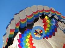 Горячий воздушный шар Стоковое Изображение RF