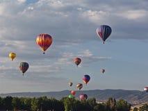 Горячий воздушный шар Стоковое фото RF