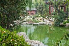 Горячий источник Huaqing Стоковые Изображения RF