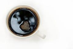 Горячий кофе Стоковая Фотография RF