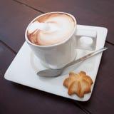 Горячий кофе Стоковое Изображение