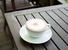 Горячий кофе Стоковые Фото