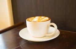 Горячий кофе стоковое фото rf