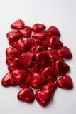 горячий красный цвет влюбленности Стоковое Изображение