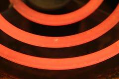 горячий красный цвет Стоковые Фото