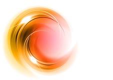 горячий круг Стоковые Фотографии RF