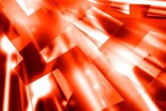горячий свет Стоковая Фотография