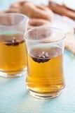 Горячий чай с анисовкой звезды Стоковая Фотография RF