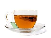 горячий чай стоковая фотография