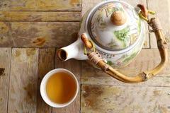 горячий чай Стоковая Фотография RF