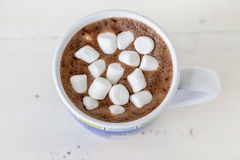 Горячий шоколад Стоковые Фотографии RF