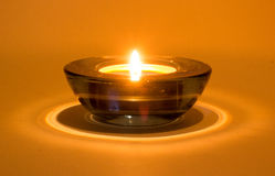 горящая свечка стоковое фото rf