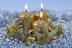 горящие свечки 3 Стоковое фото RF